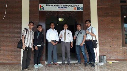Jokowi Akan Diresmikan Rumah Kreatif untuk para pelaku UMKM Pangandaran