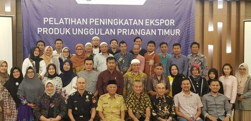 Bank Indonesia Tasikmalaya dorong ekspor produk UMKM