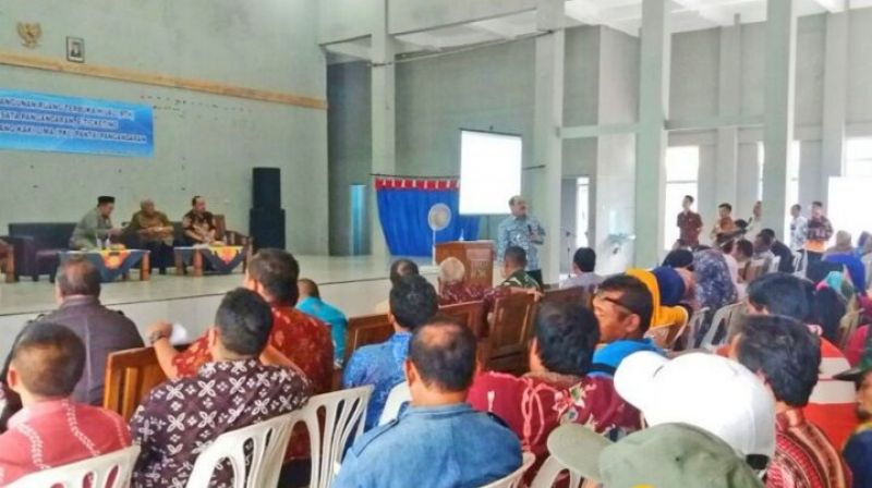 Bupati Sosialisasikan Wajah Baru dan Relokasi PKL Pangandaran