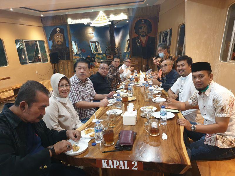 Kunjungan staf Khusus Kementrian Koperasi dan UKM KemenkopUKM Republik Indonesia