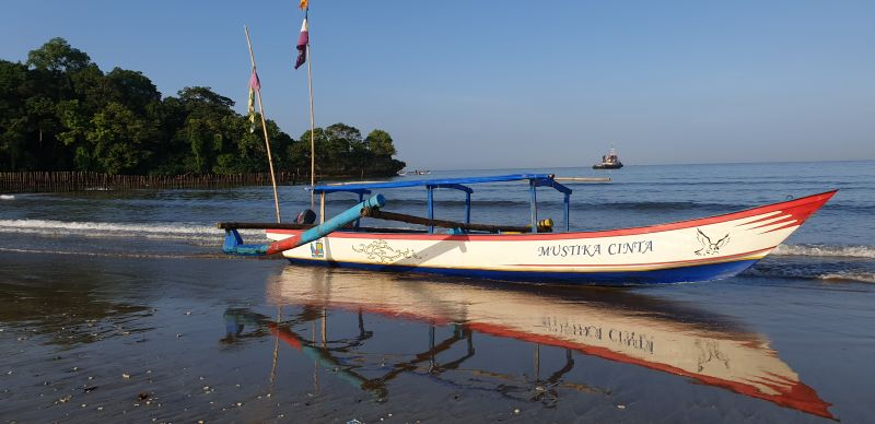 Libur Lebaran, Wisatawan dari Luar Daerah Masih Bisa Masuk Pangandaran