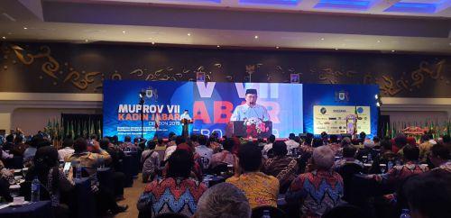 Menteri Perdagangan Buka Musprov VII Kadin Jabar di Cirebon