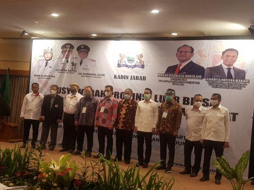 Muslub Kadin Jabar Tetapkan Cucu Sutara sebagai Ketua terpilih, Ini Harapan Kadin Pangandaran