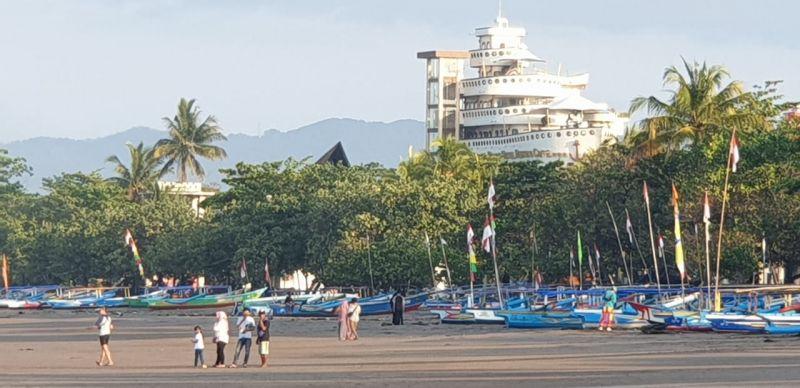 Pangandaran Masih Jadi Primadona Wisatawan