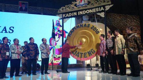 Para Ketua Kadin Se Indonesia Hadiri Rapimnas yang Digelar di Solo, 3.000 Tamu Berdatangan