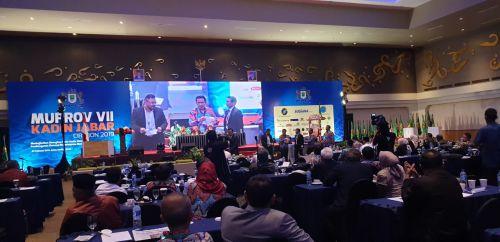 Pemilihan Alot, Tatan Ketua Kadin Jabar 2019-2024