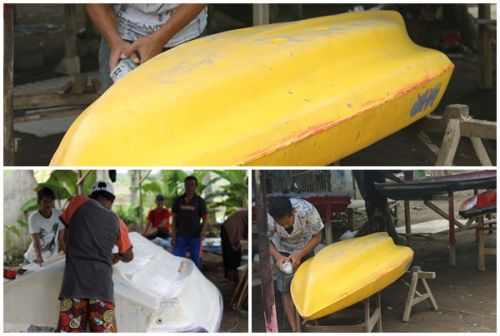 Pengembangan Industri Kreatif di Kabupaten Pangandaran Harus di Utamakan
