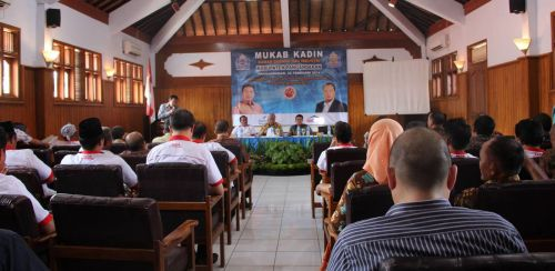 Pengurus KADIN Kabupaten Pangandaran Dilantik