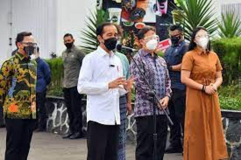 Presiden Jokowi Resmi Buka Munas Kadin di Kendari