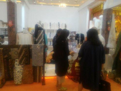 Produk Unggulan Pangandaran Hadir ke (tiga) 3 kalinya di Pameran Inacraft 2018