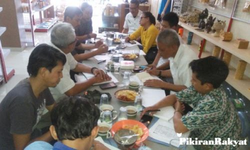 Program Kotaku tahun sebelumnya 24 miliat tahun 2019 ini Rp 11 Miliar untuk di Pangandaran