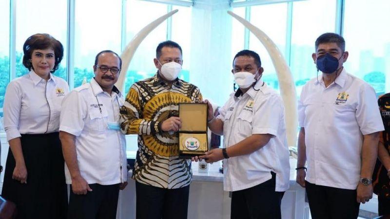 Terima Pengurus KADIN Jawa Barat, Bamsoet Ajak Bangkitkan Perekonomian Rakyat