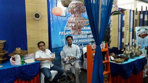 UMKM Pangandaran Hadir di Acara Cooperatif Fair 2017