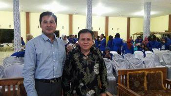 BERSAMA MAHASISWA STIE BISNIS INDONESIA CENGKARENG JAKARTA