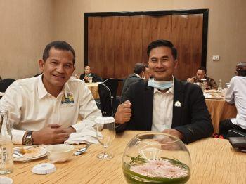 Cusu Sutara dan Pengurus Kadin Jawa Barat Masa Bakti 2019-2024 Dikukuhkan