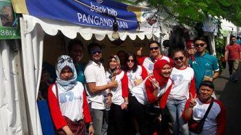 Produk UMKM Pangandaran ikuti Pameran di acara HUT ke-57 Tahun, bank bjb